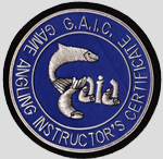 Game Angling Instructor's Certificate